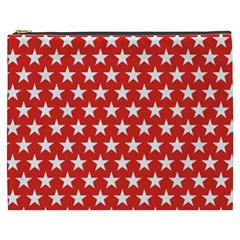 Star Christmas Advent Structure Cosmetic Bag (xxxl)  by Celenk