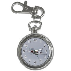 P 51 Mustang Flying Key Chain Watches by Ucco