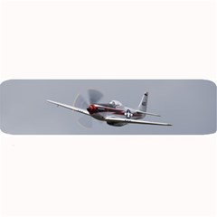 P 51 Mustang Flying Large Bar Mats by Ucco