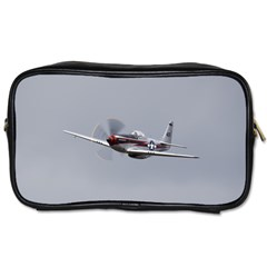P-51 Mustang Flying Toiletries Bags by Ucco