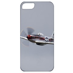 P 51 Mustang Flying Apple Iphone 5 Classic Hardshell Case by Ucco