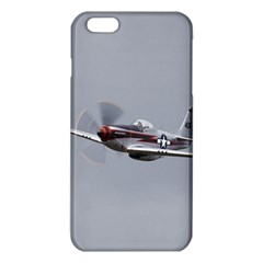 P 51 Mustang Flying Iphone 6 Plus/6s Plus Tpu Case by Ucco