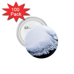 Ice, Snow And Moving Water 1 75  Buttons (100 Pack)  by Ucco