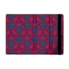 Bereket Red Blue Apple Ipad Mini Flip Case by Cveti
