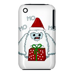 Yeti Xmas Iphone 3s/3gs by Valentinaart