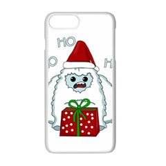 Yeti Xmas Apple Iphone 7 Plus Seamless Case (white) by Valentinaart