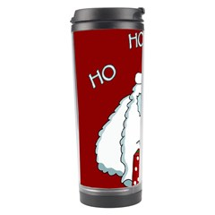 Yeti Xmas Travel Tumbler by Valentinaart