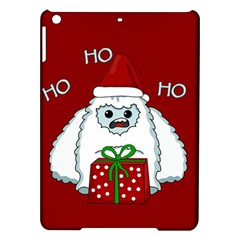 Yeti Xmas Ipad Air Hardshell Cases by Valentinaart