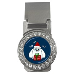 Yeti Xmas Money Clips (cz)  by Valentinaart