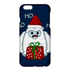 Yeti Xmas Apple Iphone 6 Plus/6s Plus Hardshell Case by Valentinaart