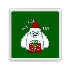 Yeti Xmas Memory Card Reader (square)