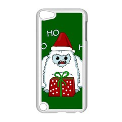 Yeti Xmas Apple Ipod Touch 5 Case (white) by Valentinaart