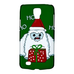 Yeti Xmas Galaxy S4 Active by Valentinaart