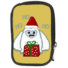 Yeti Xmas Compact Camera Cases by Valentinaart