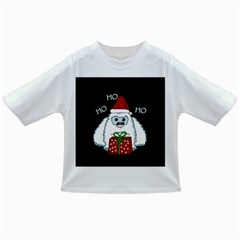 Yeti Xmas Infant/toddler T Shirts
