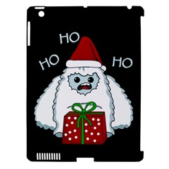Yeti Xmas Apple Ipad 3/4 Hardshell Case (compatible With Smart Cover) by Valentinaart