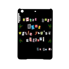 Santa s Note Ipad Mini 2 Hardshell Cases by Valentinaart