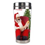 Karl Marx Santa  Stainless Steel Travel Tumblers Center