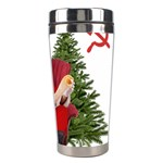 Karl Marx Santa  Stainless Steel Travel Tumblers Right