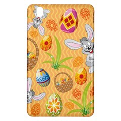 Easter Bunny And Egg Basket Samsung Galaxy Tab Pro 8 4 Hardshell Case by allthingseveryone