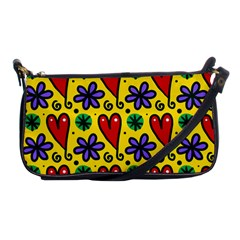 Spring Love Shoulder Clutch Bags by allthingseveryone