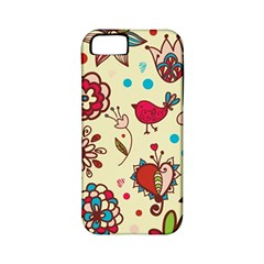 Spring Time Fun Apple Iphone 5 Classic Hardshell Case (pc+silicone) by allthingseveryone