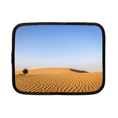 Desert Dunes With Blue Sky Netbook Case (small)  by Ucco