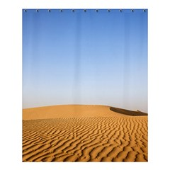 Desert Dunes With Blue Sky Shower Curtain 60  X 72  (medium)  by Ucco
