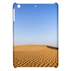 Desert Dunes With Blue Sky Apple Ipad Mini Hardshell Case by Ucco