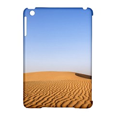 Desert Dunes With Blue Sky Apple Ipad Mini Hardshell Case (compatible With Smart Cover) by Ucco