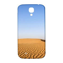 Desert Dunes With Blue Sky Samsung Galaxy S4 I9500/i9505  Hardshell Back Case