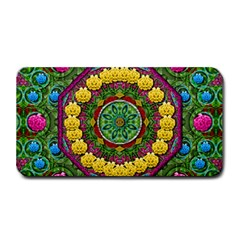 Bohemian Chic In Fantasy Style Medium Bar Mats by pepitasart