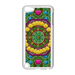 Bohemian Chic In Fantasy Style Apple Ipod Touch 5 Case (white) by pepitasart