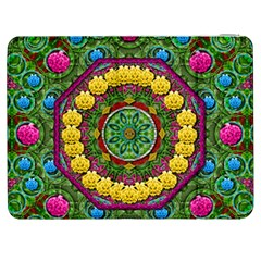 Bohemian Chic In Fantasy Style Samsung Galaxy Tab 7  P1000 Flip Case by pepitasart