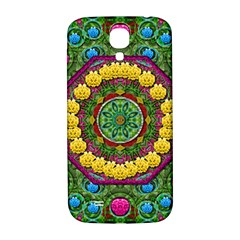 Bohemian Chic In Fantasy Style Samsung Galaxy S4 I9500/i9505  Hardshell Back Case by pepitasart