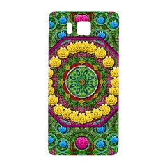 Bohemian Chic In Fantasy Style Samsung Galaxy Alpha Hardshell Back Case by pepitasart