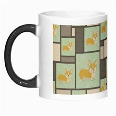 Quirky Corgi Kraft Present Gift Wrap Wrapping Paper Morph Mugs