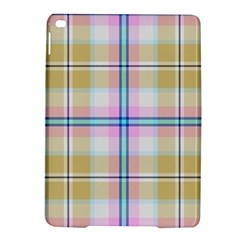 Pink And Yellow Plaid Ipad Air 2 Hardshell Cases by allthingseveryone