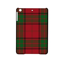 Red And Green Tartan Plaid Ipad Mini 2 Hardshell Cases by allthingseveryone