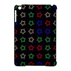Spray Stars Pattern A Apple Ipad Mini Hardshell Case (compatible With Smart Cover) by MoreColorsinLife