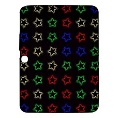 Spray Stars Pattern A Samsung Galaxy Tab 3 (10 1 ) P5200 Hardshell Case  by MoreColorsinLife