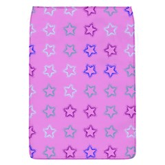 Spray Stars Pattern C Flap Covers (s)  by MoreColorsinLife