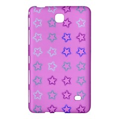 Spray Stars Pattern C Samsung Galaxy Tab 4 (7 ) Hardshell Case  by MoreColorsinLife