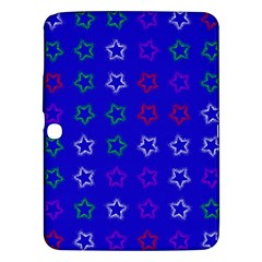 Spray Stars Pattern E Samsung Galaxy Tab 3 (10 1 ) P5200 Hardshell Case  by MoreColorsinLife