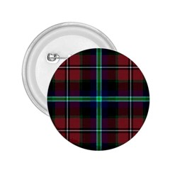 Purple And Red Tartan Plaid 2 25  Buttons by allthingseveryone