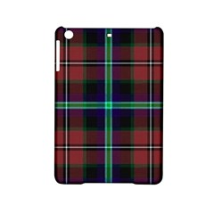 Purple And Red Tartan Plaid Ipad Mini 2 Hardshell Cases by allthingseveryone