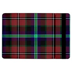 Purple And Red Tartan Plaid Ipad Air Flip by allthingseveryone
