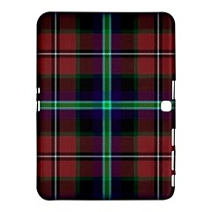 Purple And Red Tartan Plaid Samsung Galaxy Tab 4 (10 1 ) Hardshell Case  by allthingseveryone