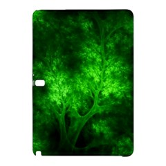 Artsy Bright Green Trees Samsung Galaxy Tab Pro 10 1 Hardshell Case