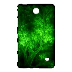 Artsy Bright Green Trees Samsung Galaxy Tab 4 (8 ) Hardshell Case  by allthingseveryone